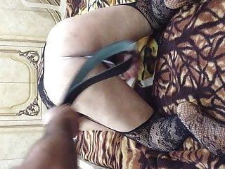 spank sissy ass