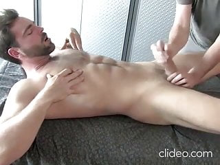 Massage Very Helping Hands Big Cock and Cumshot