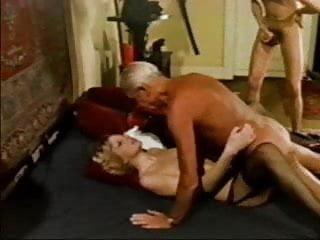 Grand dad jean villroy shagging hot babe...