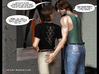 The hooker walk 3 comics...