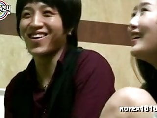 Ugly korean men girls...