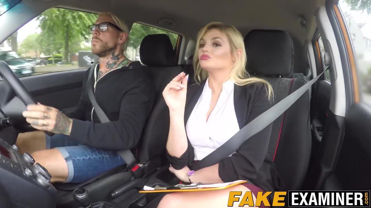 Fake Taxi Female Blonde