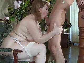 Boy fucks a fat mama 2