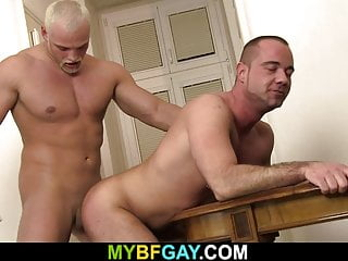 Brutal hunk calls and cheats his wife...