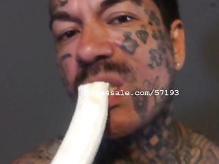 Food Fetish - Rusty Eats a Banana Video 1