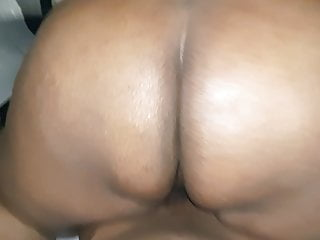 Riding  Milf Huge Ebony Ass BBW