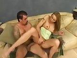 Delilah Strong loves old man sperm
