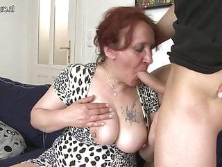Il figlio fortunato non scopa sua nonna