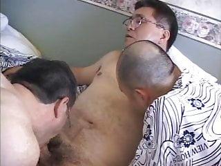 japanese Old Man 605