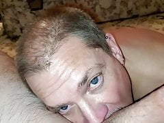 sucking a guy off and eating his cumfree full porn