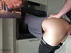 helpless housewife stuck and getting fucked - projectsexdiary
