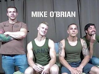Mike Johnson, Mike O'Brian, Blake Effortley & Leeroy Jones