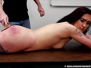 Anastasia spanking institute