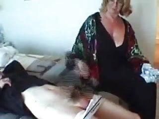 Gay nettle punishment...