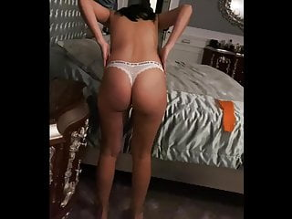 Recording body home wife sexy at my