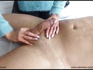 Massage 1 handjob cfnm...