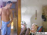 Babes - Step Mom Lessons - Fair Maiden  starring  Kai Taylor