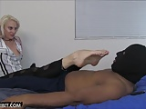 Vicky Vixxx Fantasy Foot Job Cum True