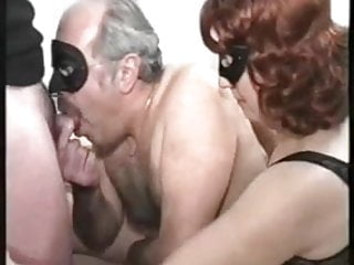 Bisexual daddy friend and wife...