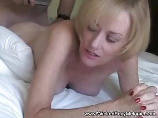 Feeling her way around sex...