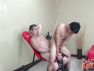 Mature gay perv found anus for stuffing...
