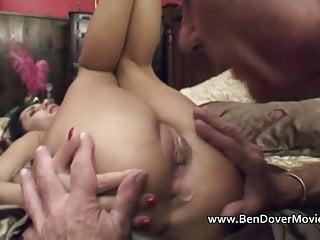Ben Dover sesso violento e milf hot rimming