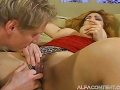 Hot Babe With Big Tits Gets Fucked Hard