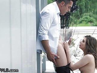 21Naturals Hot Maid gets Anal Love and Big Load