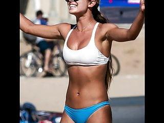 Gotta Admire Girls's Seaside Volleyball