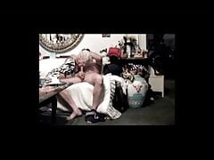 Old granny, Omageil, full video