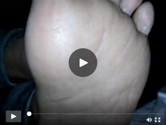 सेक्सी BBW नंगे पैर और तलवों