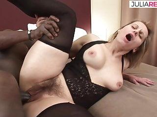 Milf will nach dem masturbieren mit dem riesigen Schwanz Sex