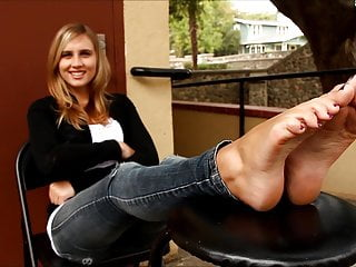 Shelby perfect feet in flats
