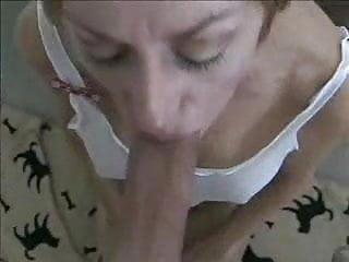 Mature Pussy earns a mouth cumshot.F70