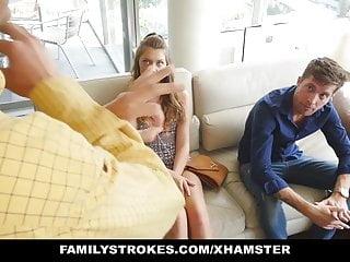 familyStrokes – Grounded hide & Fuck