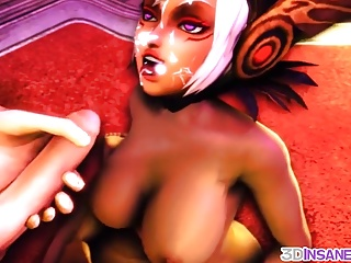 and heroes Various fucked hard jizzed game