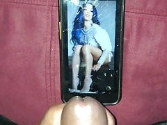 Sasha Banks cum tribute 3
