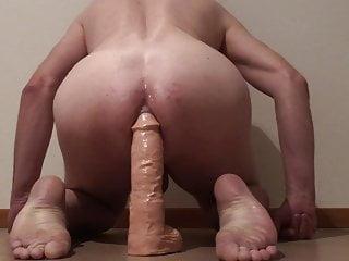 anal slut training day