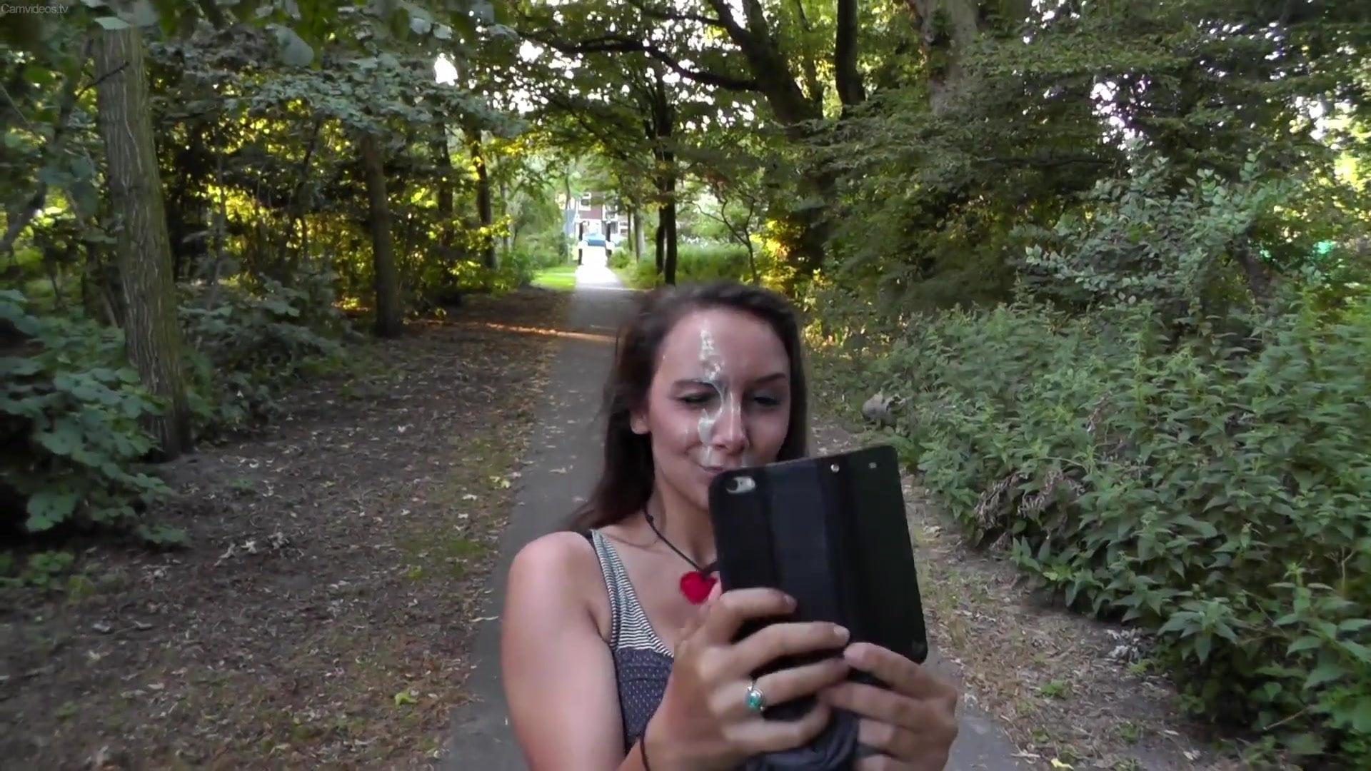 Dad Daughter Blowjob Facial