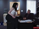 Bigtit milf sucks detective cock before sex