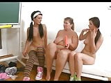 Foreign Lesbians Class