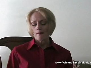 Beautiful and horny amateur gilf cock...