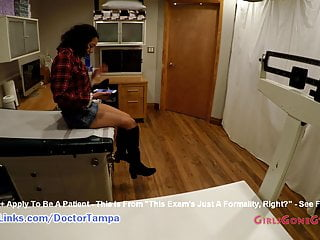 Bratty Daddys Girl Yasmine Woods Gets Gyno Exam Doctor Tampa