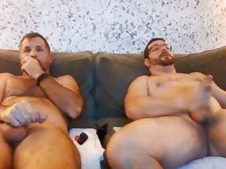 Daddy bears having fun 121019