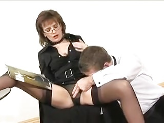 Sonia let 039 young friend nylons...