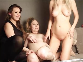 Shemale Fucks Girl Shemale Gangbang Shemale Masturbation Shemale video: Transsexual bombshell and two gals driving their fans crazy