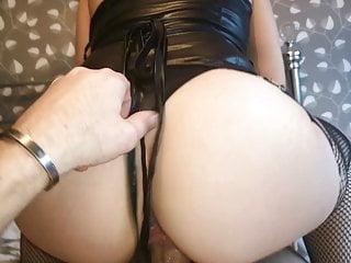 Wife bouncing