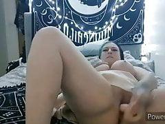 Twitch streamer masturbating