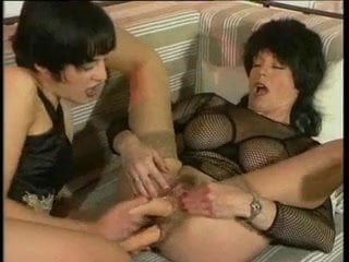 Anal collette french mature where learn