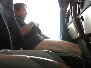 Jerkoff bus...